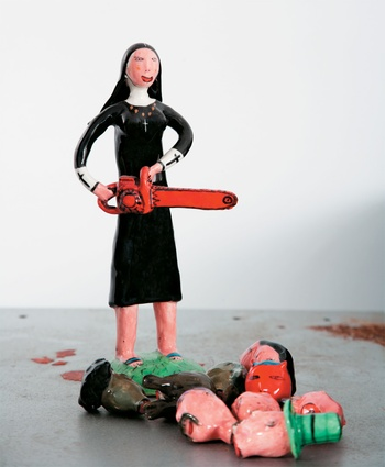We stumbled across Mike Perry's 
