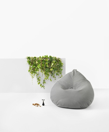 Kyoto outdoor bean bag crafted by Lujo.