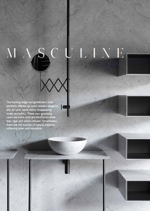 A preview from the 32-page kitchen and bathroom insert in the latest issue of <em>Urbis</em>.