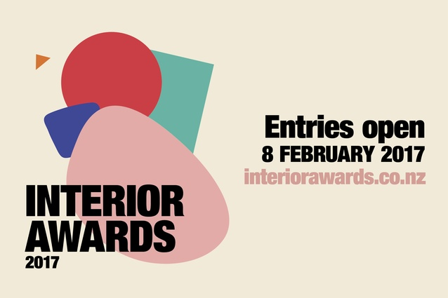 Online entries open to the Interior Awards 2017 on 8 February.