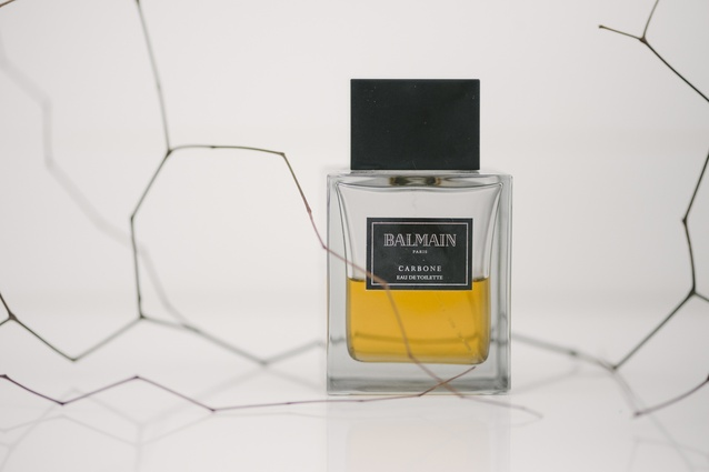 "Cologne: ""Scent is important, and I just like the shape of the bottle. It's a simple aroma, nothing too overpowering. I got my first bottle as a gift from Simon & Jones two Christmases ago."""