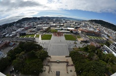 Pukeahu French memorial competition