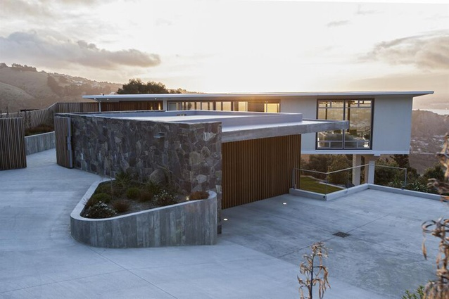 Housing - Alterations and Additions category finalist: Clifton Hill House, Christchurch by Herriot + Melhuish: Architecture.