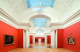Highest honour for Auckland Art Gallery Toi o Tamaki