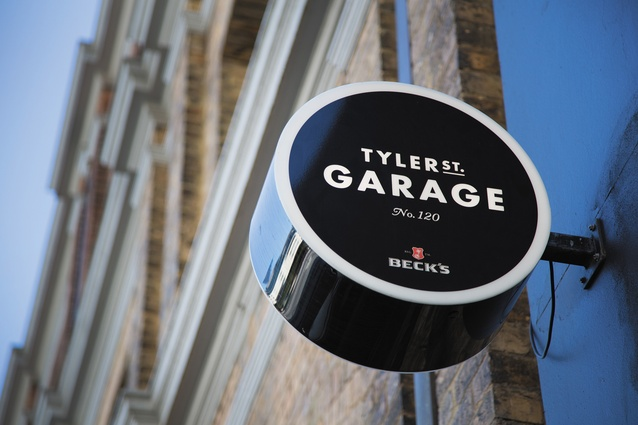 Tyler St. Garage. Britomart. Try for a spot on their roof deck.