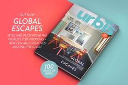 Urbis 100 out now!