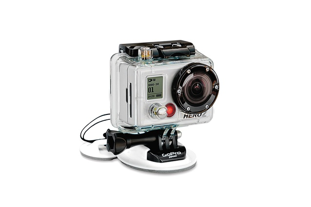 For him: GoPro Hero2, $499.99; gopro.com WiFi BacPac and remote, $223; expansys.co.nz