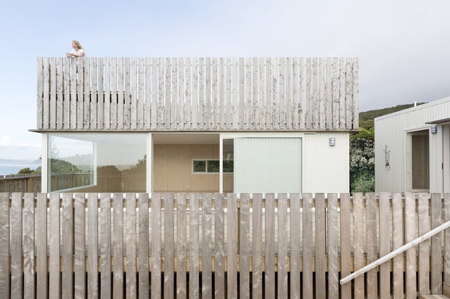Waikato Regional Award: Crows Nest by Red Architecture.