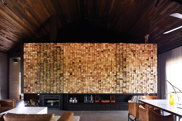 Hill Plains House In Victoria By Wolveridge Architects Is The 2011 Winner Of
