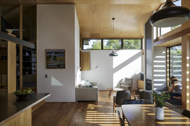 Housing Alts & Adds Award: Pt Chevalier Bungalow by Megan Edwards Architects.