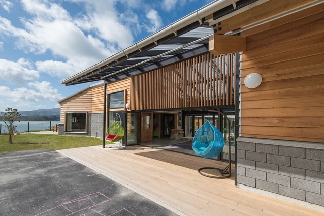 Education Award: Cholmondeley Children's Centre by RMBH Architects.