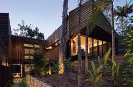 Subtropical modernism: Chapel Hill House