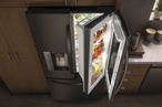 Technophile: a smart fridge, and gadgets for the kitchen and bathroom