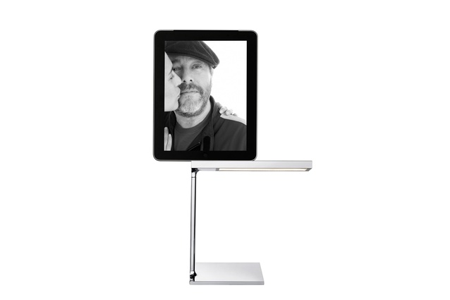 10. Philippe Starck D'E-Light for Flos. Made even cooler by the fact that Philippe Starck designed it, the D'E-Light table lamp also charges Apple devices. ecc.co.nz