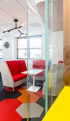 Interior Architecture Award: Aon New Plymouth by Matz Architects.
