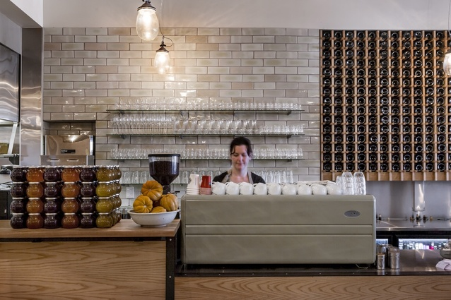 Winner: Hospitality Award — Loretta Café by Parsonson Architects.