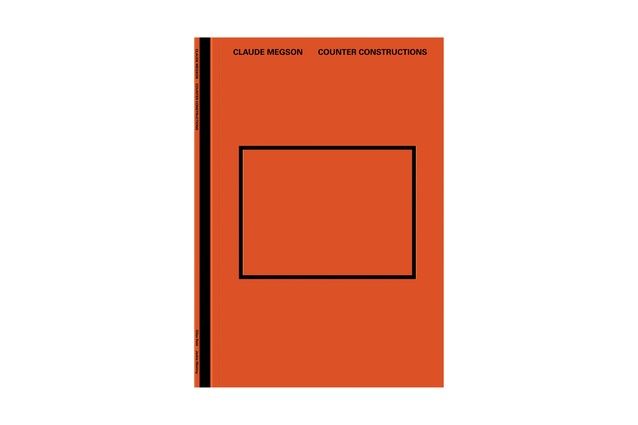 <em>Claude Megson: Counter Constructions</em> by Giles Reid.