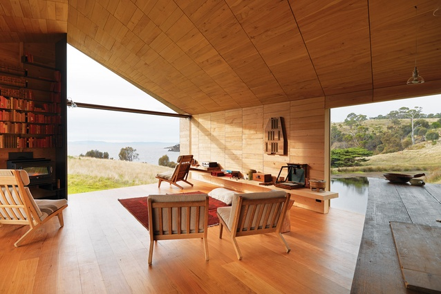 Shearer's Quarters by John Wardle Architects.