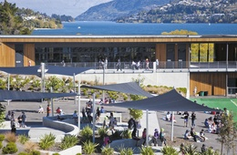 Queenstown's new Primary School