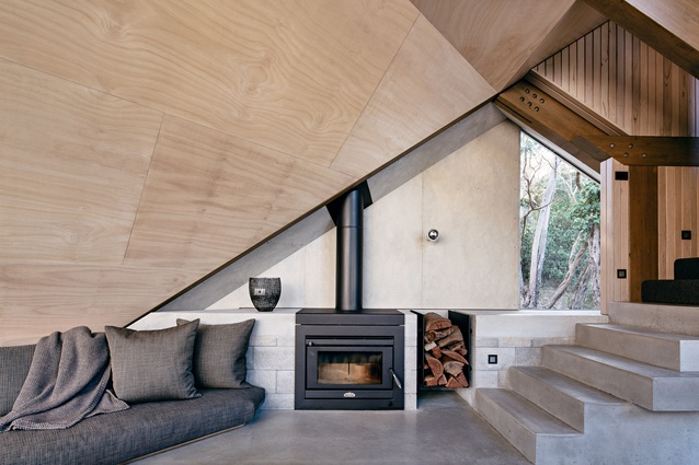 Cabin Too by Maddison Architects.