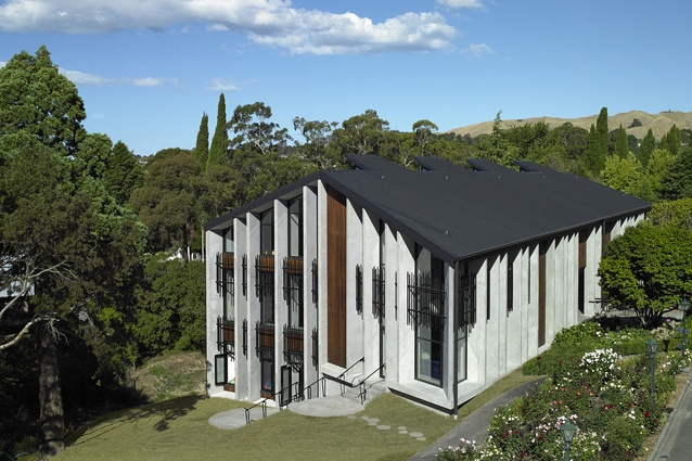 Education Award: Iona College Information Resource Centre by Stevens Lawson Architects.