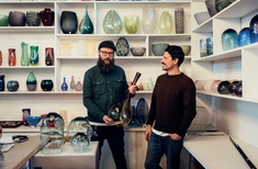 Design people: Monmouth Glass Studio