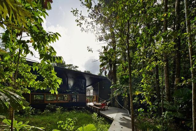 Jungle journey Cape Tribulation House Architecture Now : c2f95d4c31be622b16eef76e8403b344 from architecturenow.co.nz size 638 x 425 jpeg 171kB