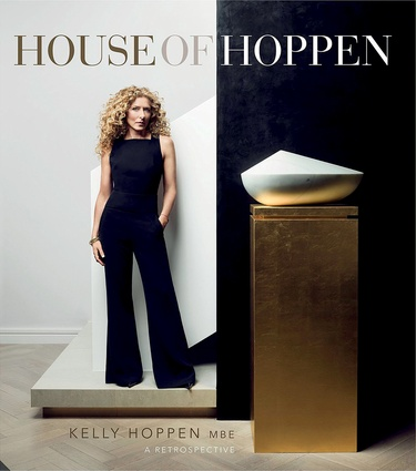 Unprecedented access to Kelly Hoppen's process and trade secrets.