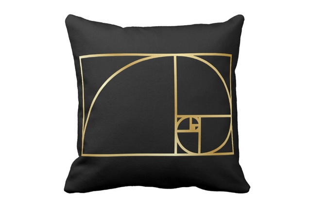 "Discuss some of Le Corbusier's proportional theories in the bedroom with a <a href=""https://www.zazzle.com/golden_ratio_pillow-189514278142954569"" target=""_blank""><u>golden ratio pillow</u></a>."
