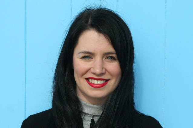 Hannah Keir-Smith, the new operations manager at the NZIOB's Wellington office.