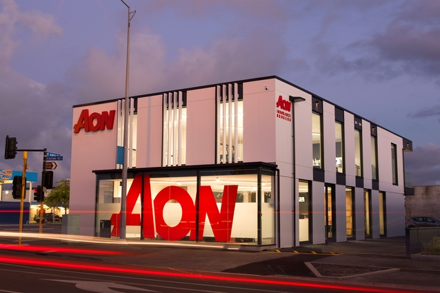 Commercial Architecture Award: Aon Hastings by Matz Architects.