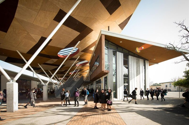Education category finalist: Avondale College by Jasmax