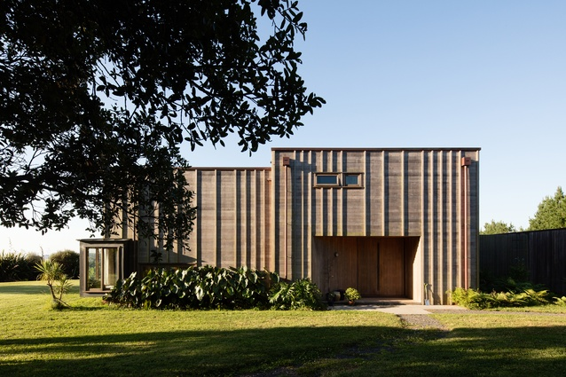 Housing Award: The Bach Bach by Crosson Architects.