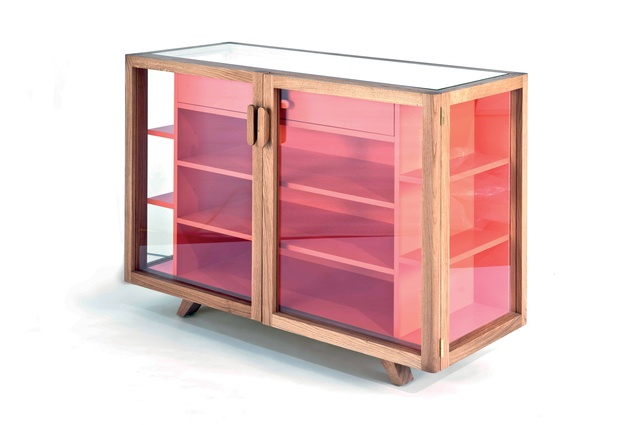 Design Junction: Case Furniture's 'Vitrina Small Sideboard'.