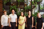 Context Architects' five new associates