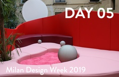 Salone del Mobile 2019: Day 5 report
