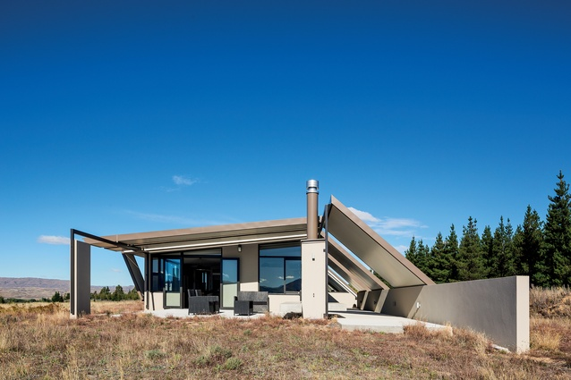 Jeremy smith of irving smith jack architecture now - Maison mountain range irving smith jack ...