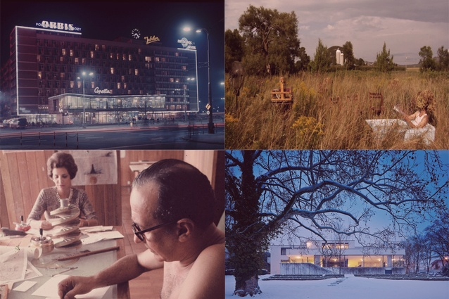 Images from some of the films featuring at the 2015 Resene Architecture and Design Film Festival taking place in Auckland, Christchurch, Dunedin and Wellington (7 May-8 July)