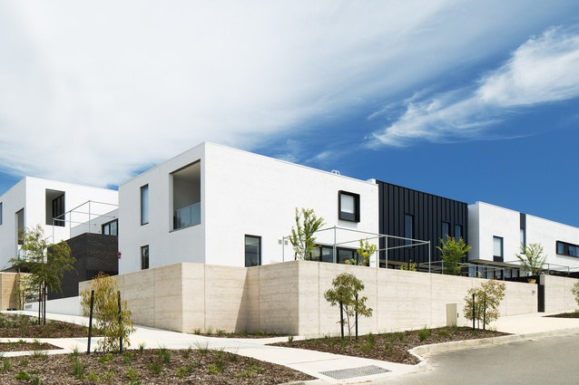 Knutsford / Stage 1 (WA) by Spaceagency Architects.