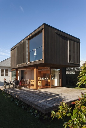 Housing Alts & Adds Award: Westmere Alteration by Crosson Clarke Carnachan Architects.