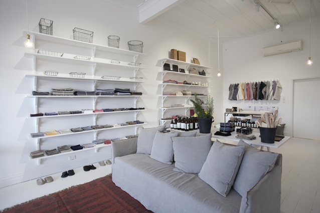 The new Father Rabbit store on Jervois Rd.
