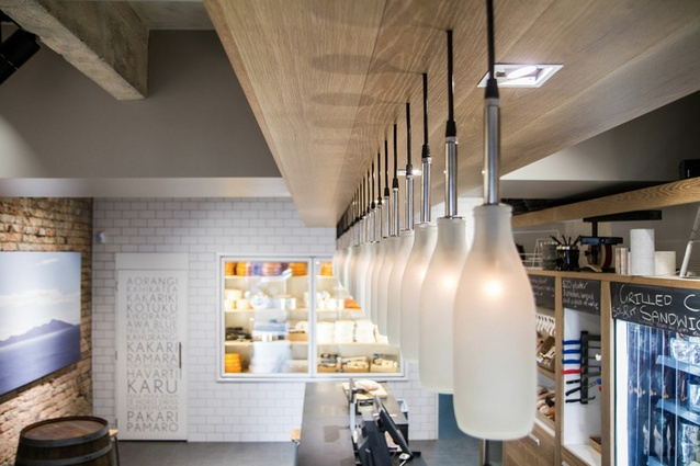 Best Retail Design shortlist: The Kapiti Store by Studio Gascoigne.