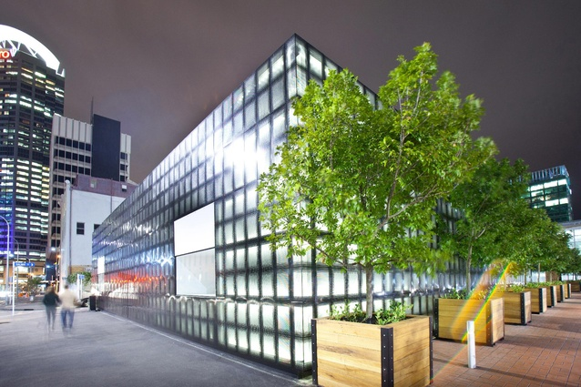 Britomart Showcases by Cheshire Architects and Assembly Architects in association.