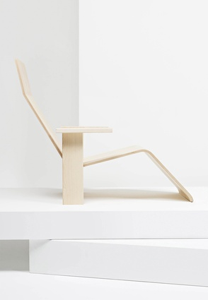 Quindici chair by Ronan & Erwan Bouroullec for Mattiazzi.