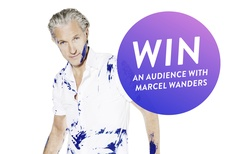 Win an audience with Marcel Wanders